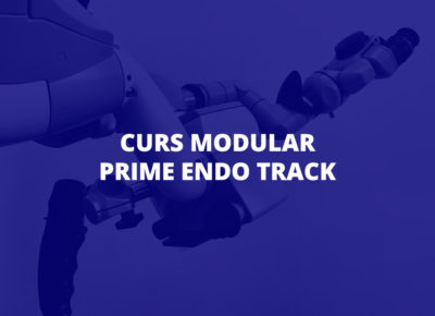 Curs Endodontie Modular Prime Endo Track 2021
